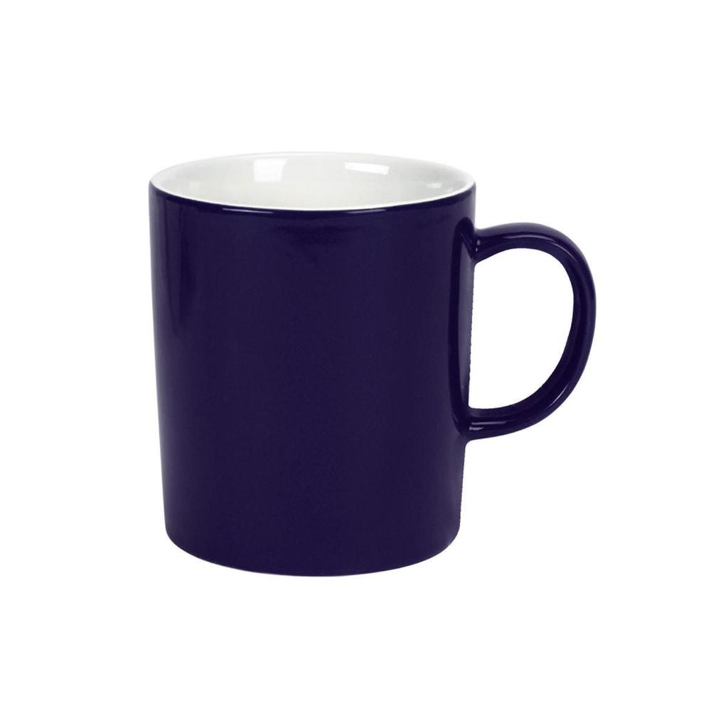 MIX IT! Hrnek na kávu - modrá