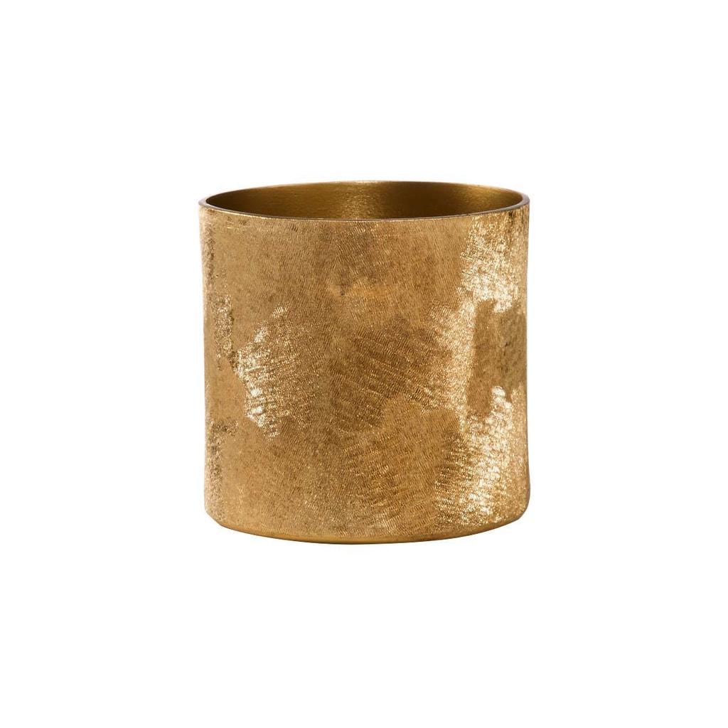 GOLDEN STAR Svícen na votivní svíčky 8 cm