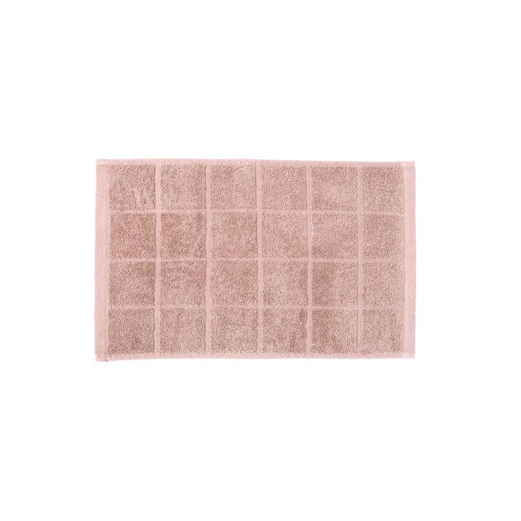 COTTON CLOUD Ručník 30 x 50 cm - růžová
