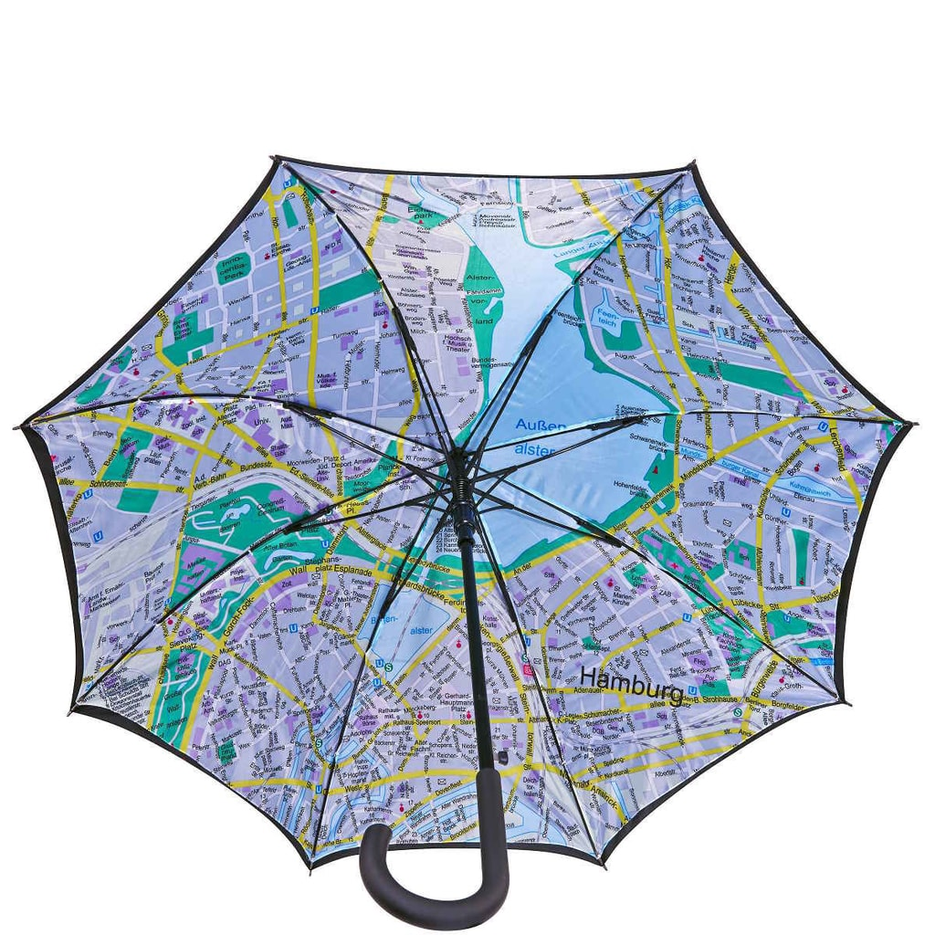 Fotografie HAMBURG Deštník Hamburg