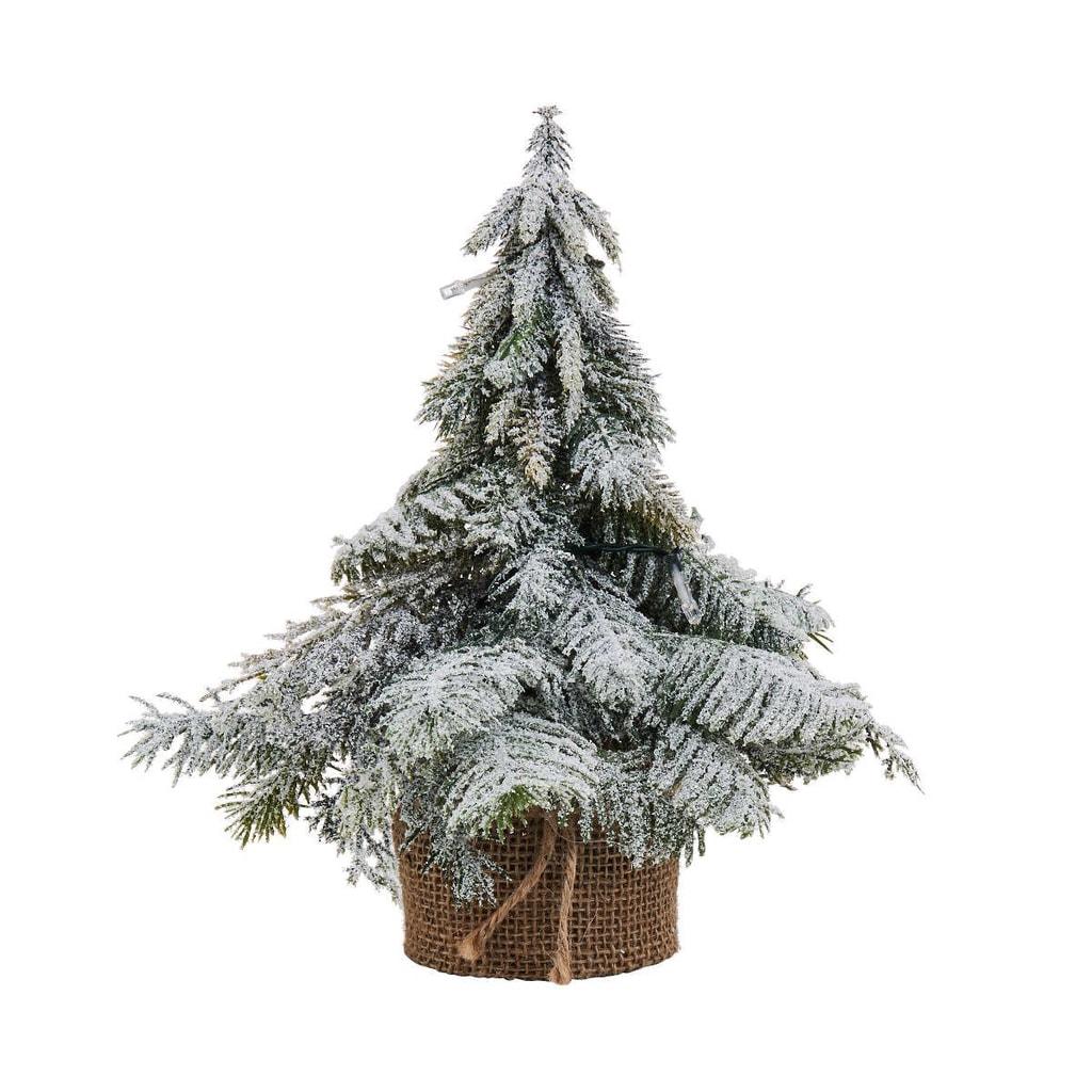 TREE OF THE MONTH LED Vánoční stromek zasněžený