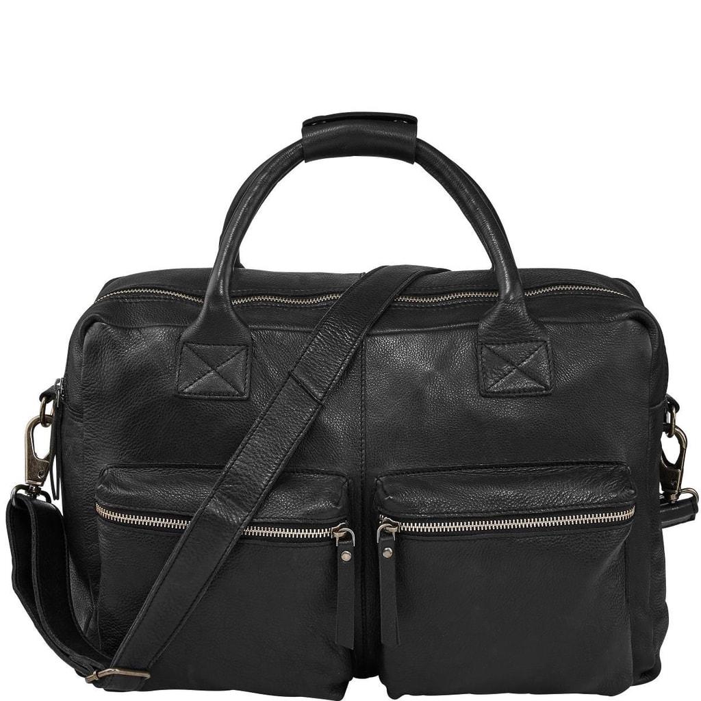 BOUTIQUE Příruční taška - černá