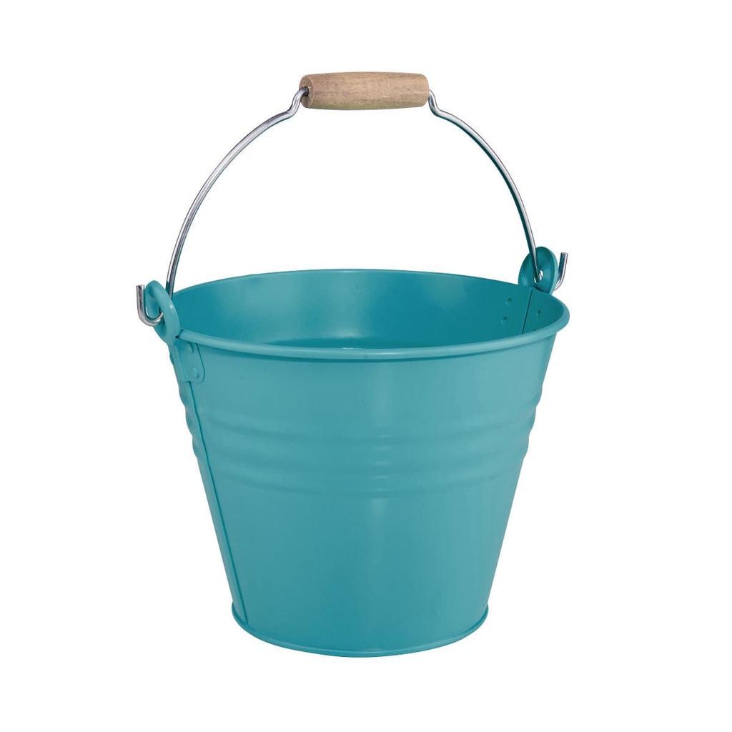 ZINC Kbelík 8 l - modrá