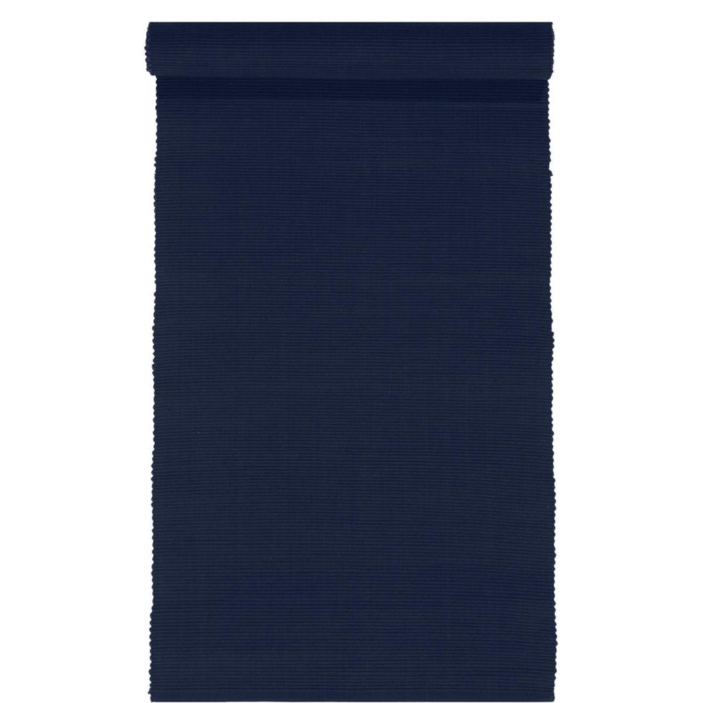 MIX IT! Běhoun na stůl 35x150 cm - modrá