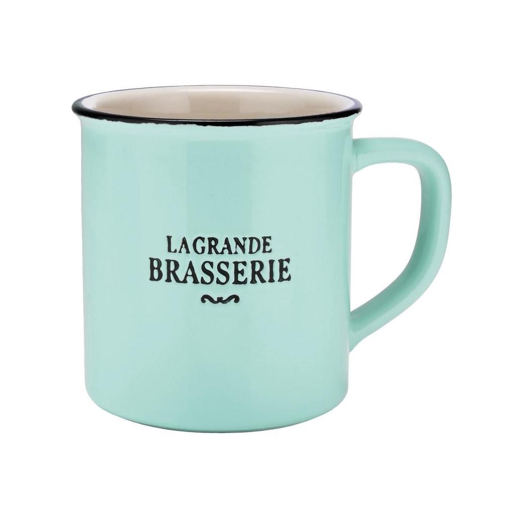 LA GRANDE BRASSERIE Šálek - modrá