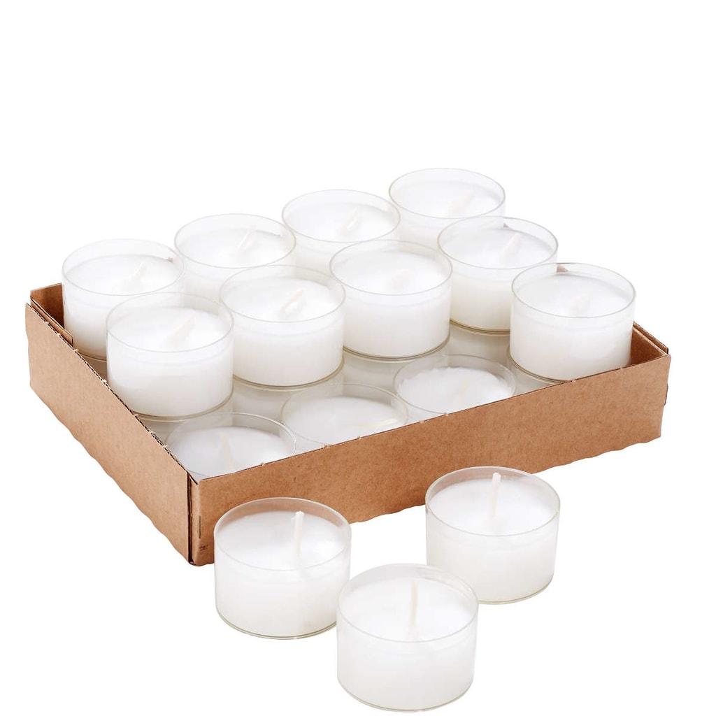 TWENTY FOUR Čajové svíčky 24ks
