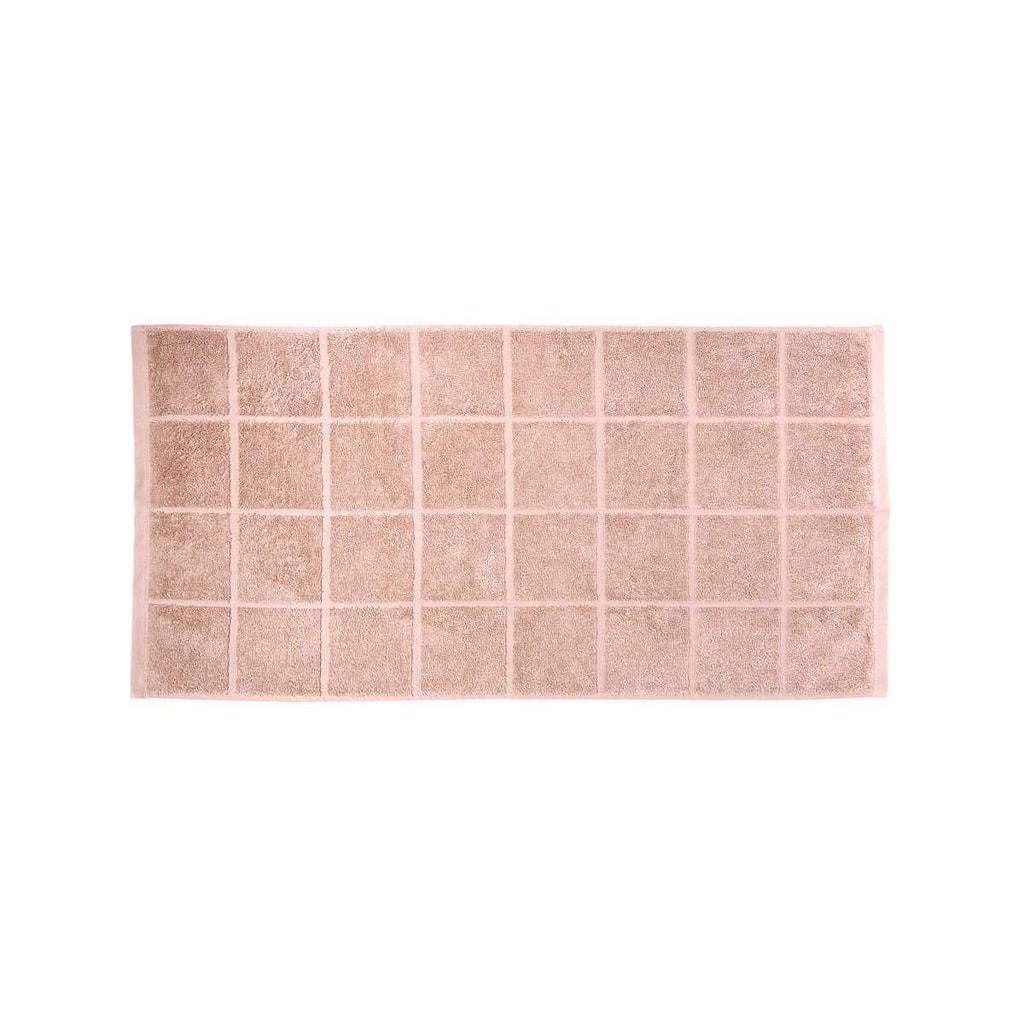 Fotografie COTTON CLOUD Ručník 50 x 100 cm - růžová