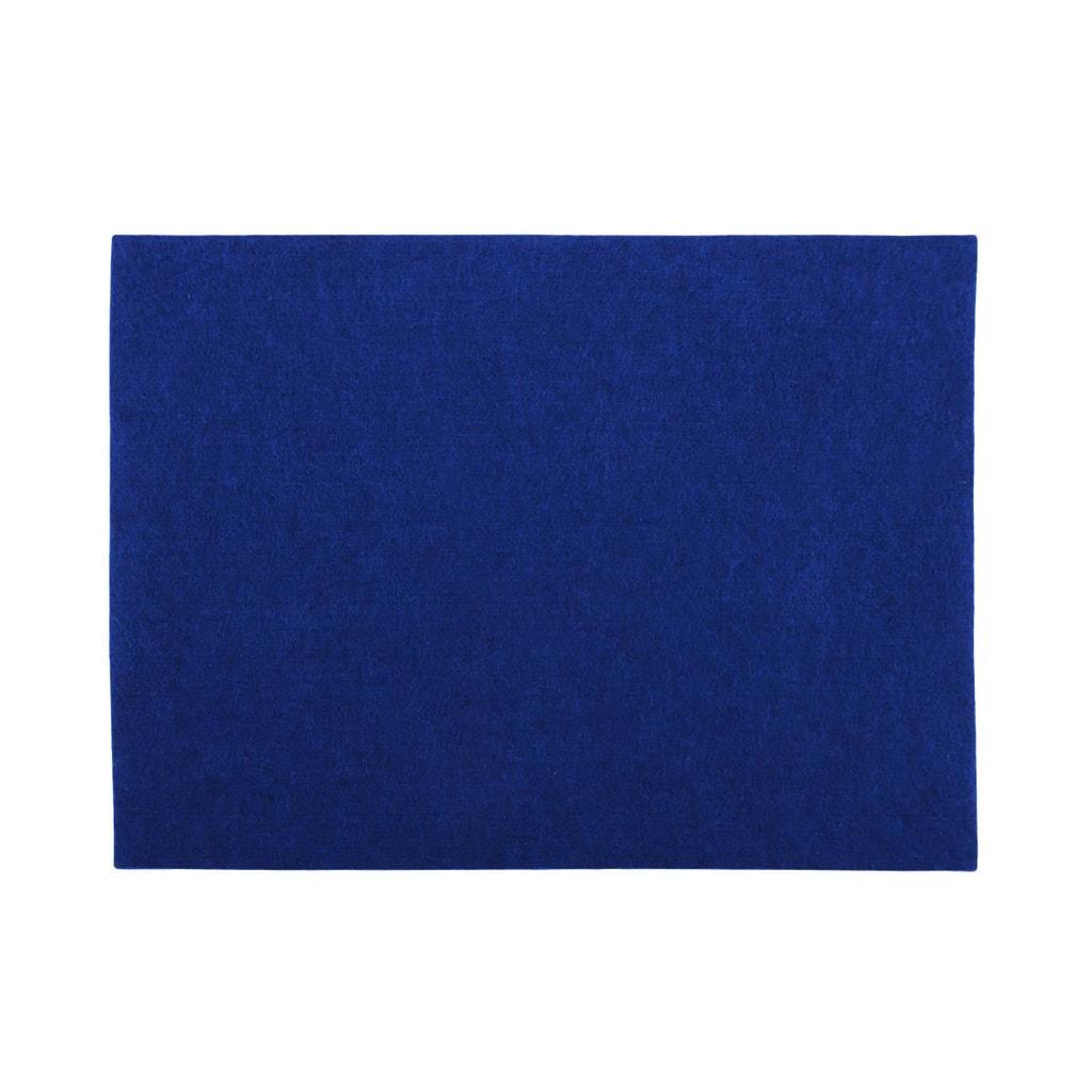 FELTO Prostírání - tmavě modrá