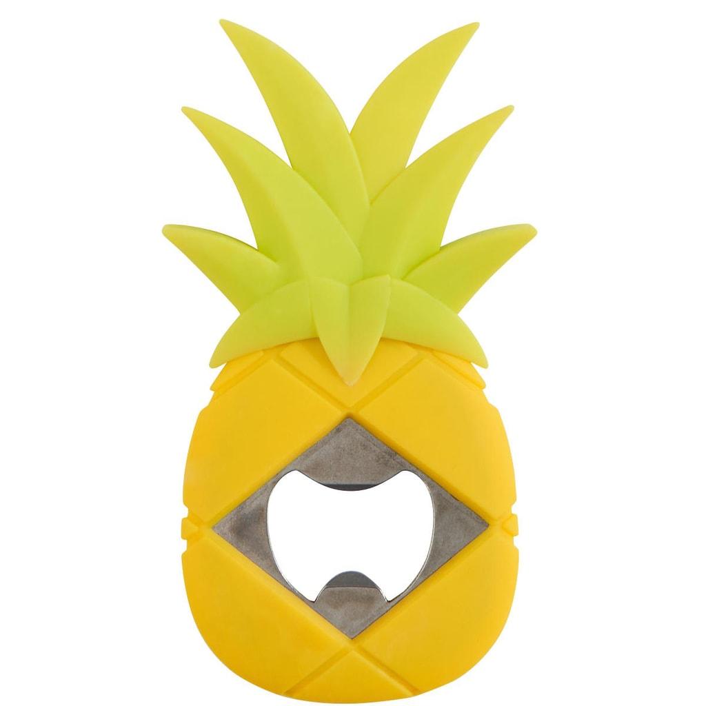 FRIENDLY BITE Otevírák na láhve ananas