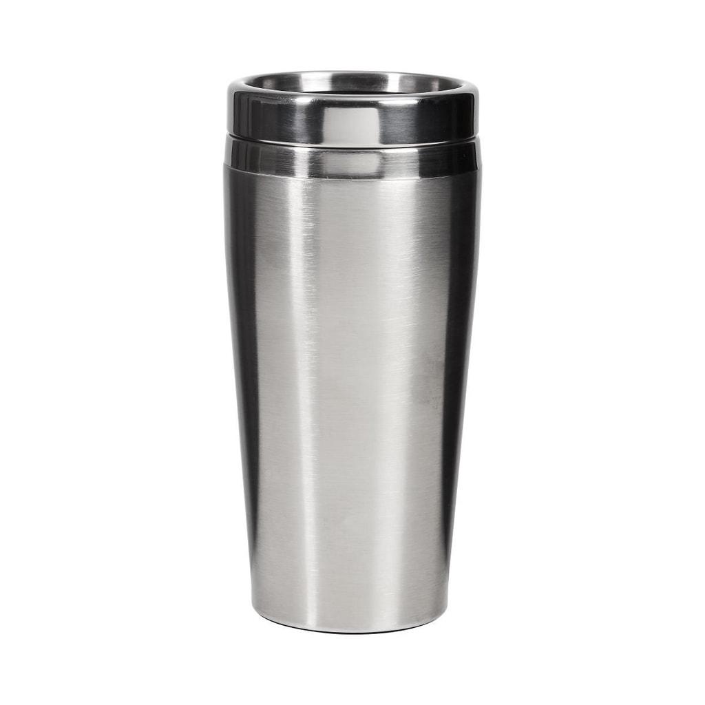 IRON MAN Termohrnek 450 ml - stříbrná