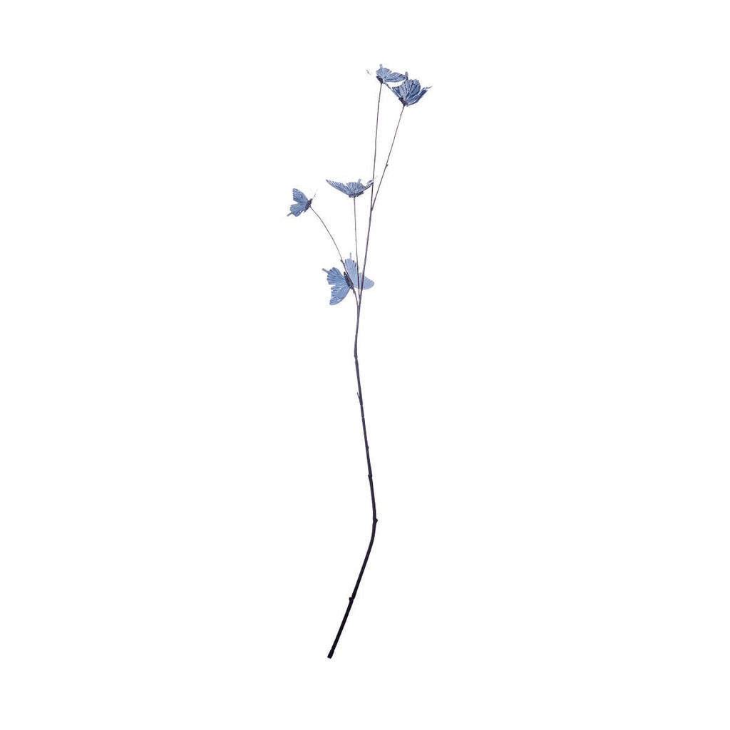 WINTERGREEN Větvička s motýly 96 cm