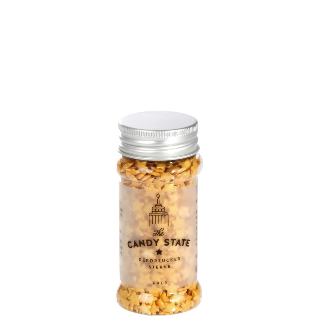SWEET BAKERY Hvězda zlatá 60g