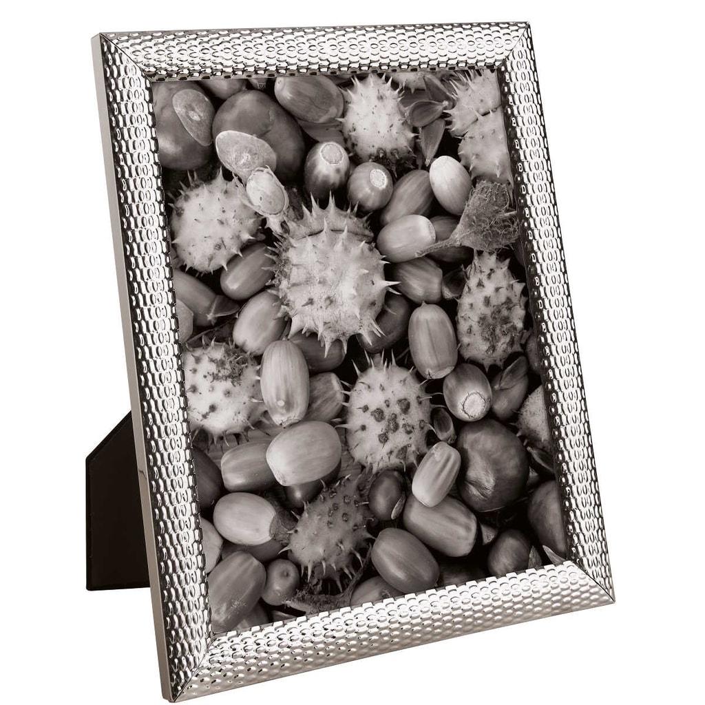 MEMORIES Rámeček na fotky kovový lesklý