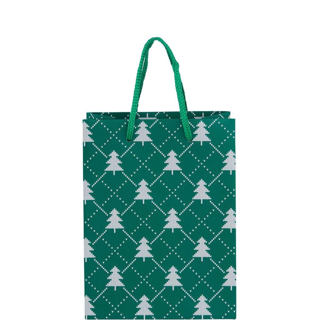 X-MAS Dárková taška se stromkem