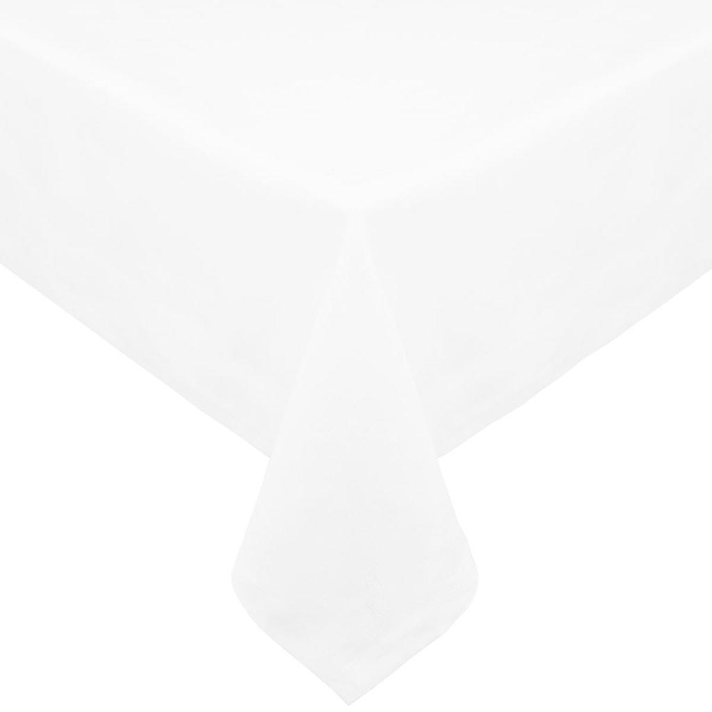 COMPOSITION Ubrus 150 x 250 cm - bílá