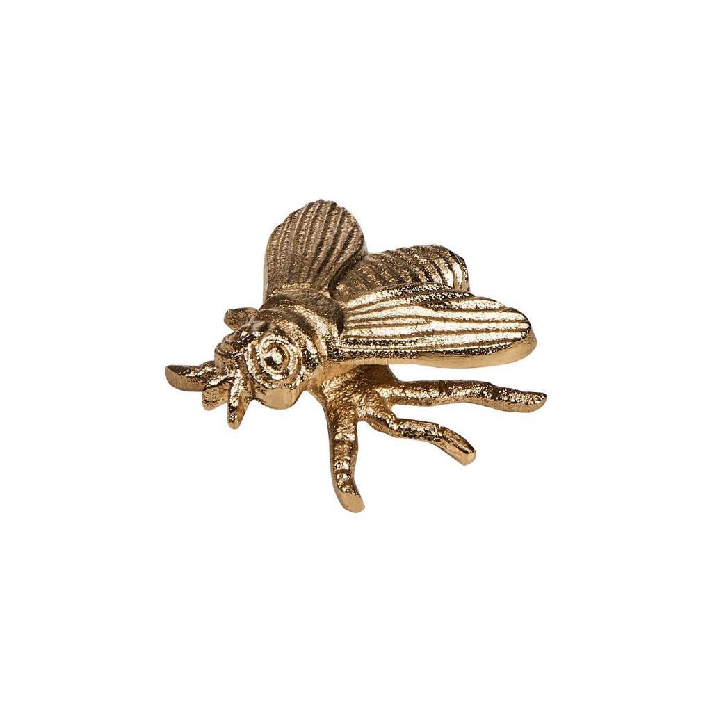 GOLDEN NATURE Dekorační hmyz 6 cm