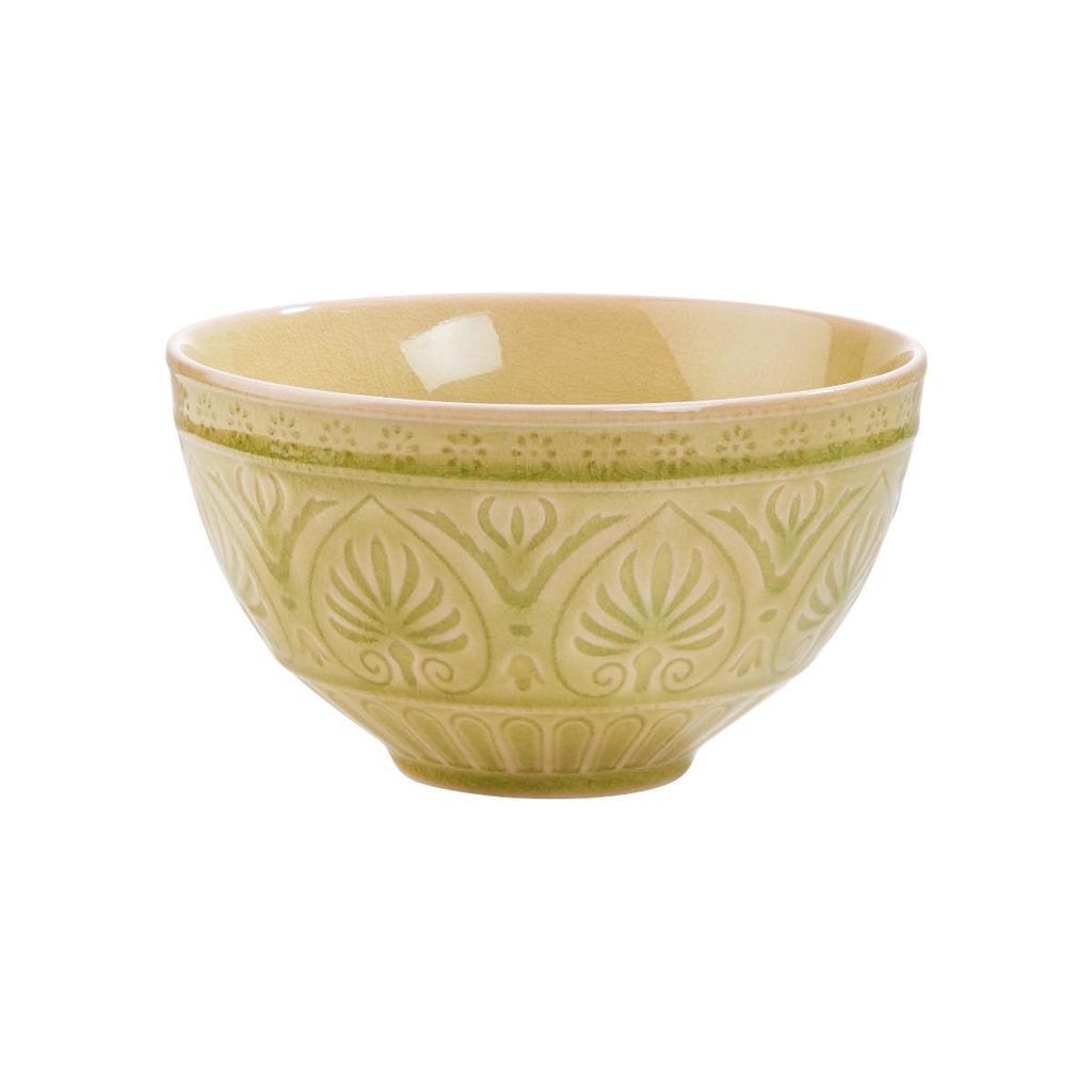 SUMATRA Miska na polévku 18 cm - zelená