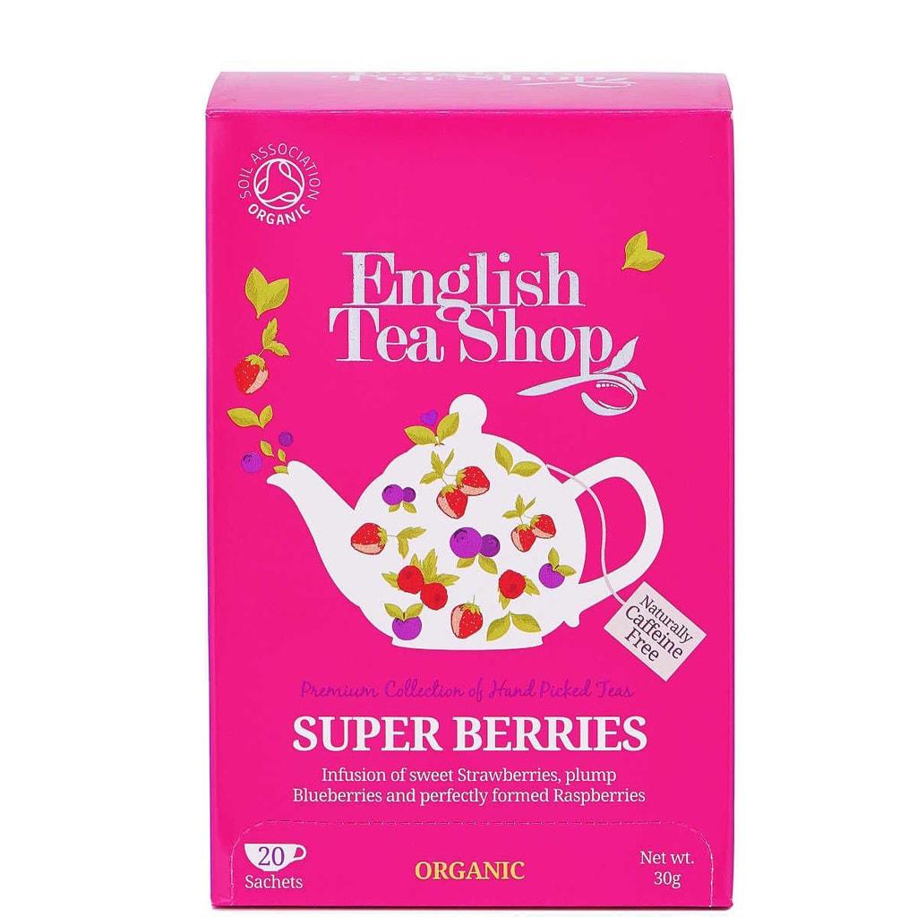 ENGLISH TEA SHOP Čaj ovocný