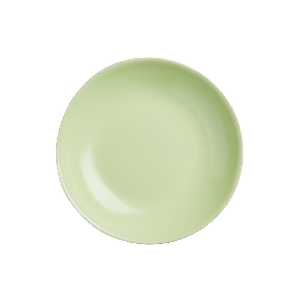SPHERE Talíř na těstoviny 21,5 cm - sv. zelená