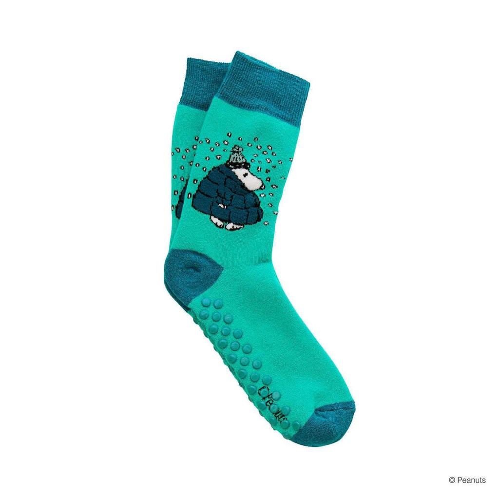 PEANUTS Ponožky Snoopy v péřovce 39-42