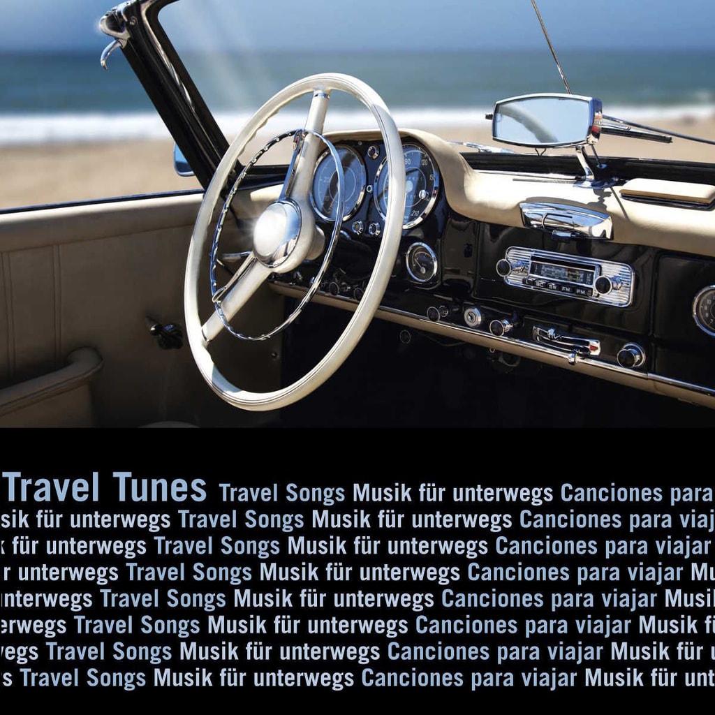 TRAVEL TUNES CD Hudba na cesty