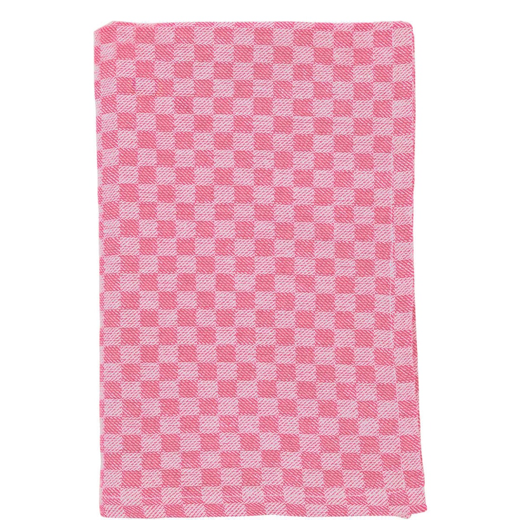 NICE DRY Ručník na ruce/utěrka 50x70 - růžová