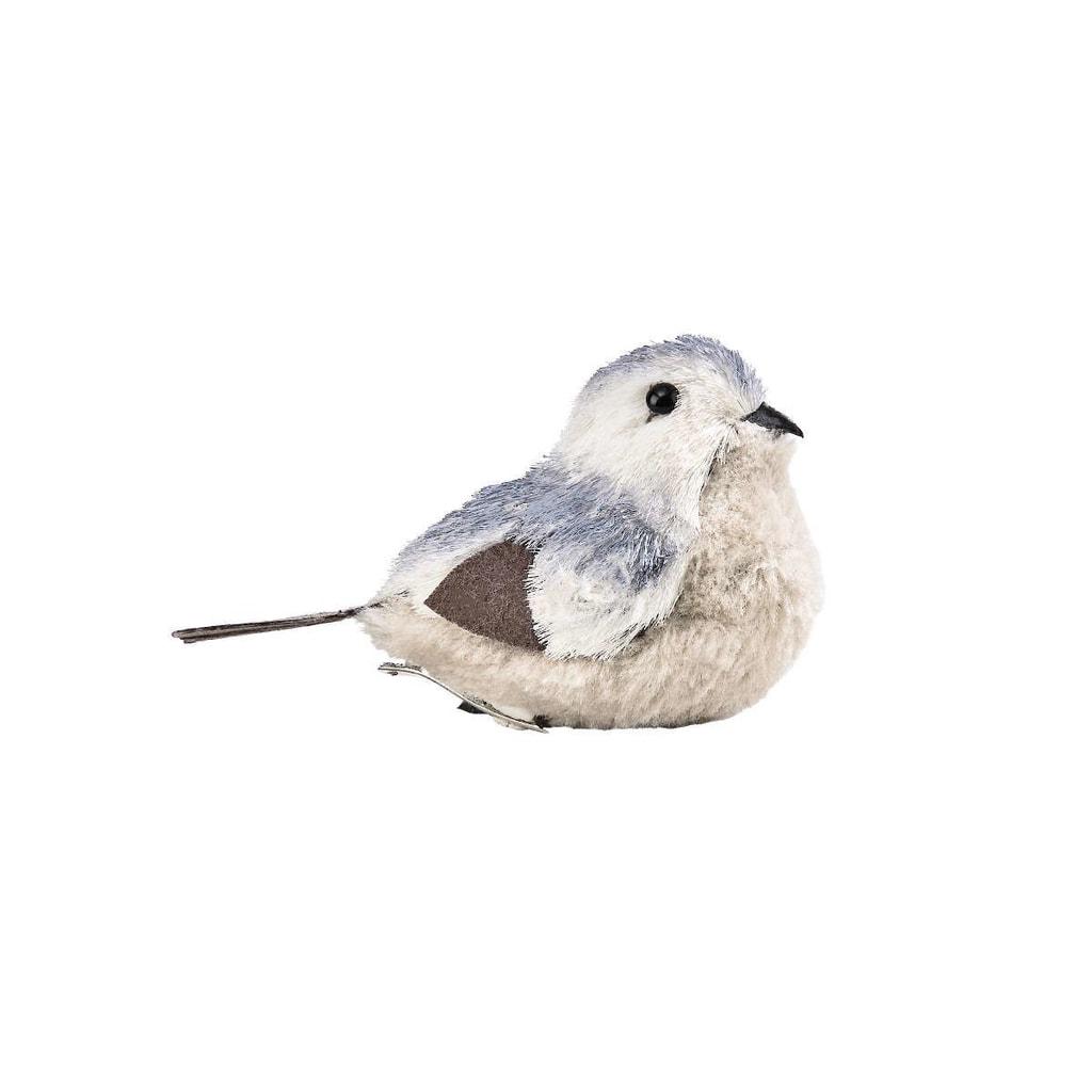 BIRDY Ptáček s klipem - sv. modrá
