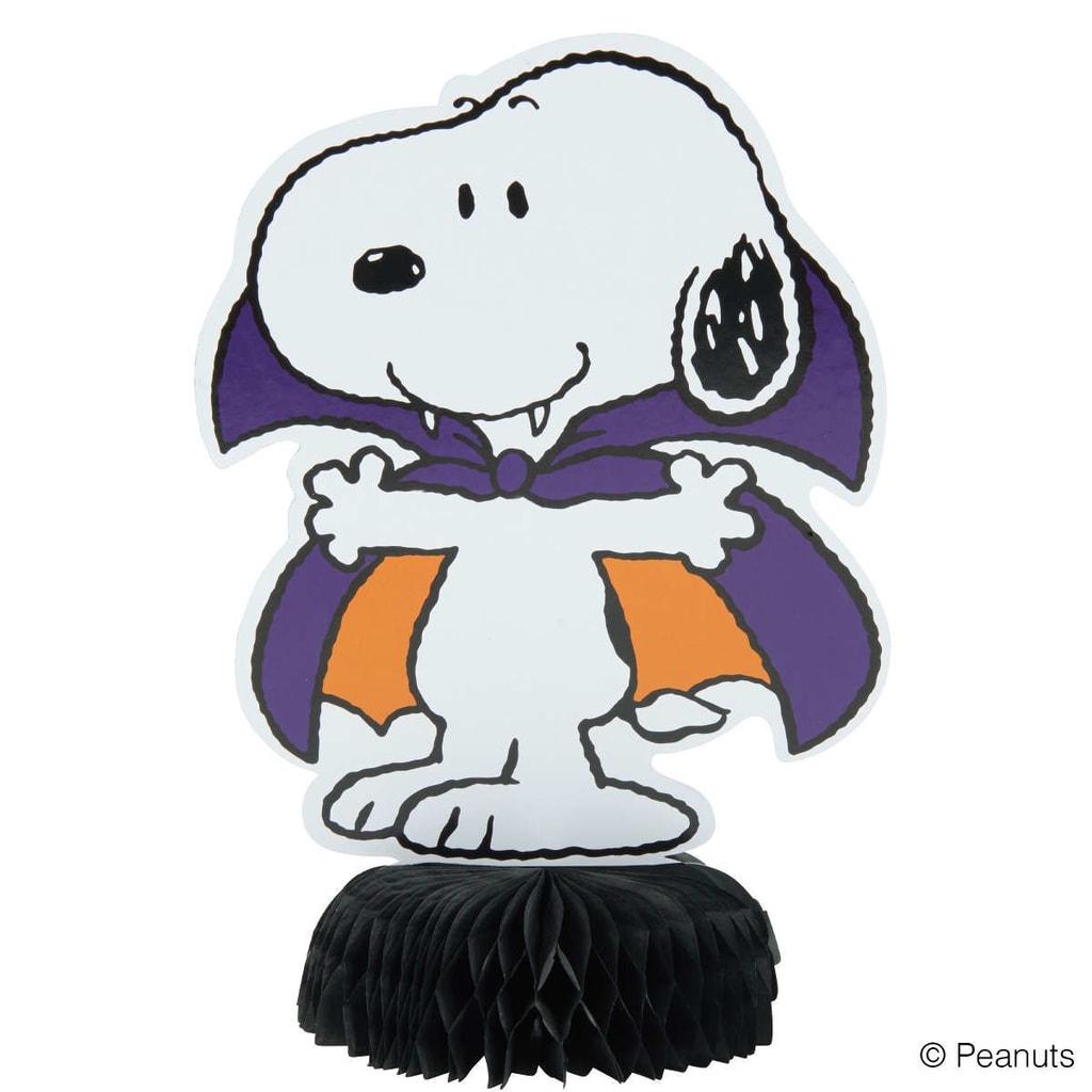 HALLOWEEN Stolní dekorace Snoopy