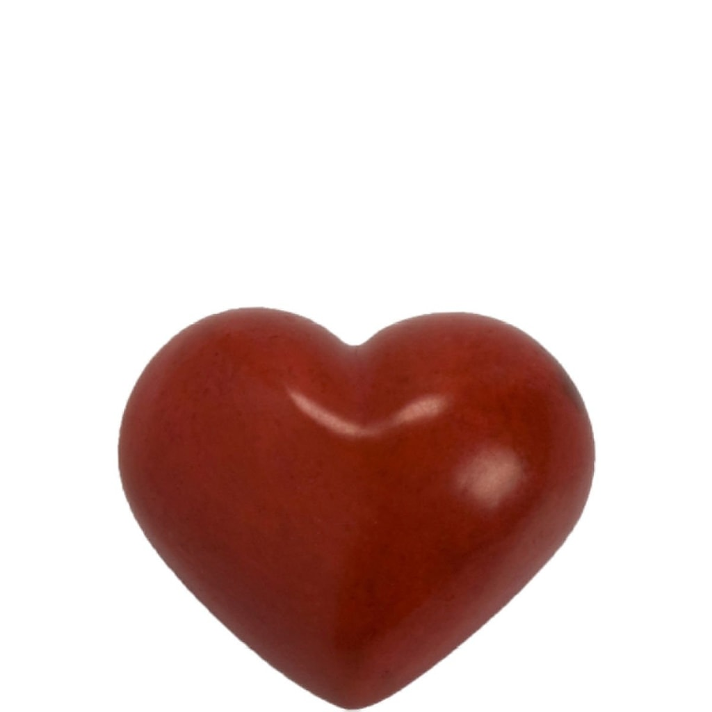 STONE Srdce z kamene 6,7 cm