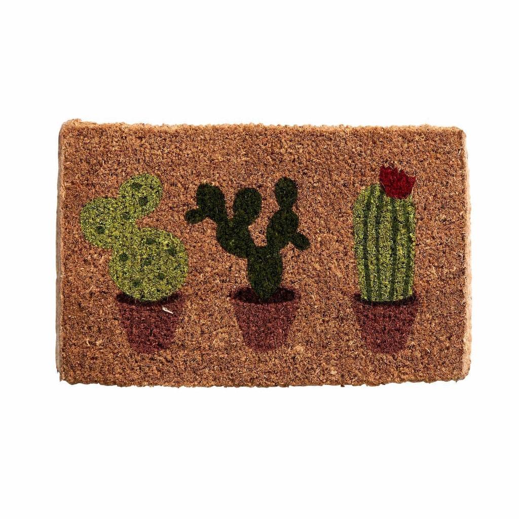 WELCOME Rohožka kaktusy 25x40 cm