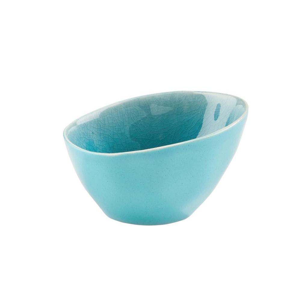 DE LA ROYA Miska 120 ml - modrá