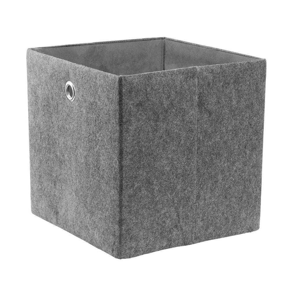TIDY UP Úložný box - antracitová