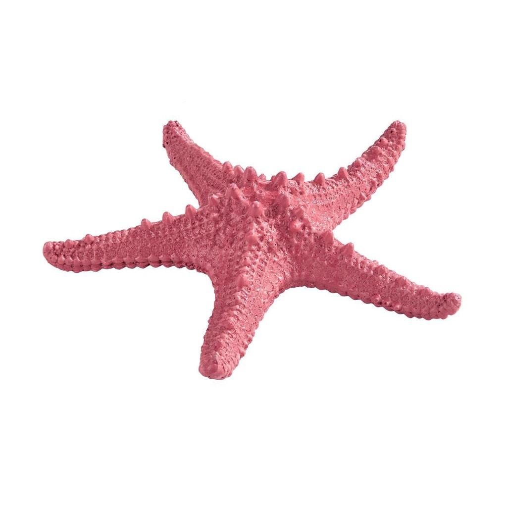 CORAL BEACH Mořská hvězdice - červená