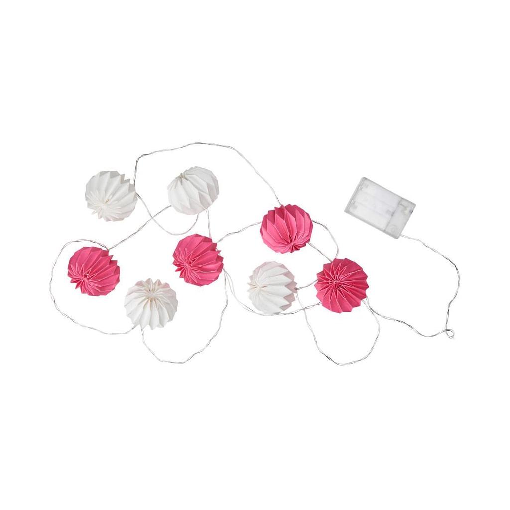 HANAMI LED-Lampióny 8 světel