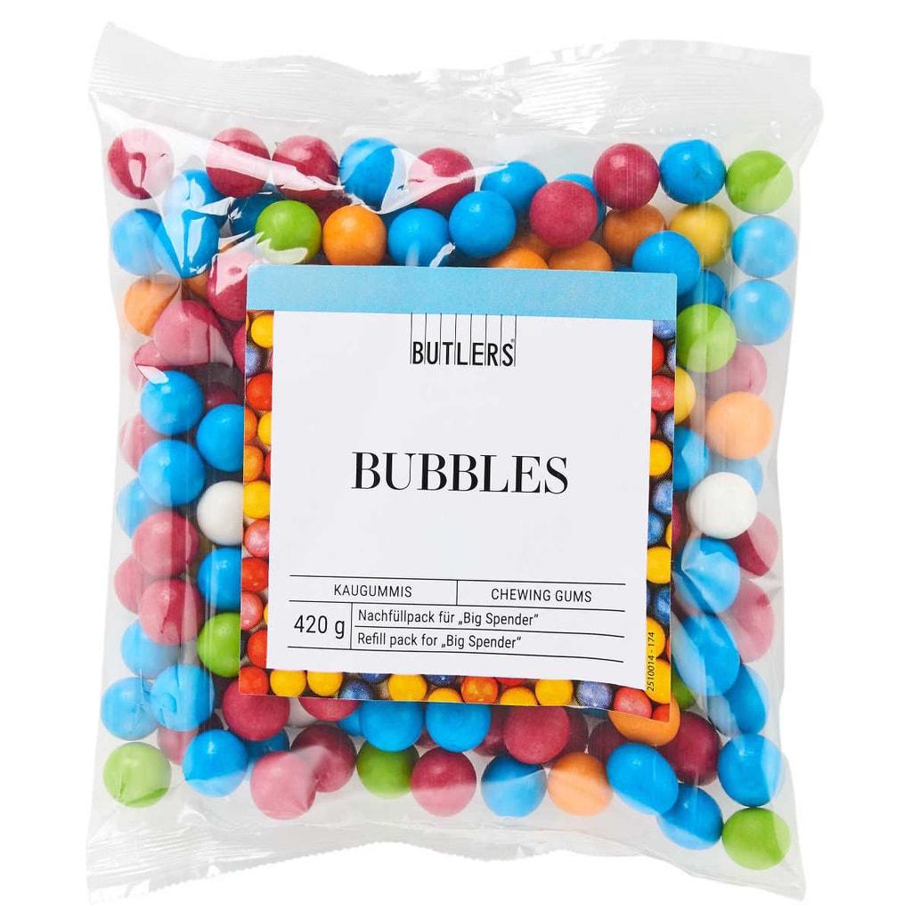 BUBBLE Žvýkačky 420 g