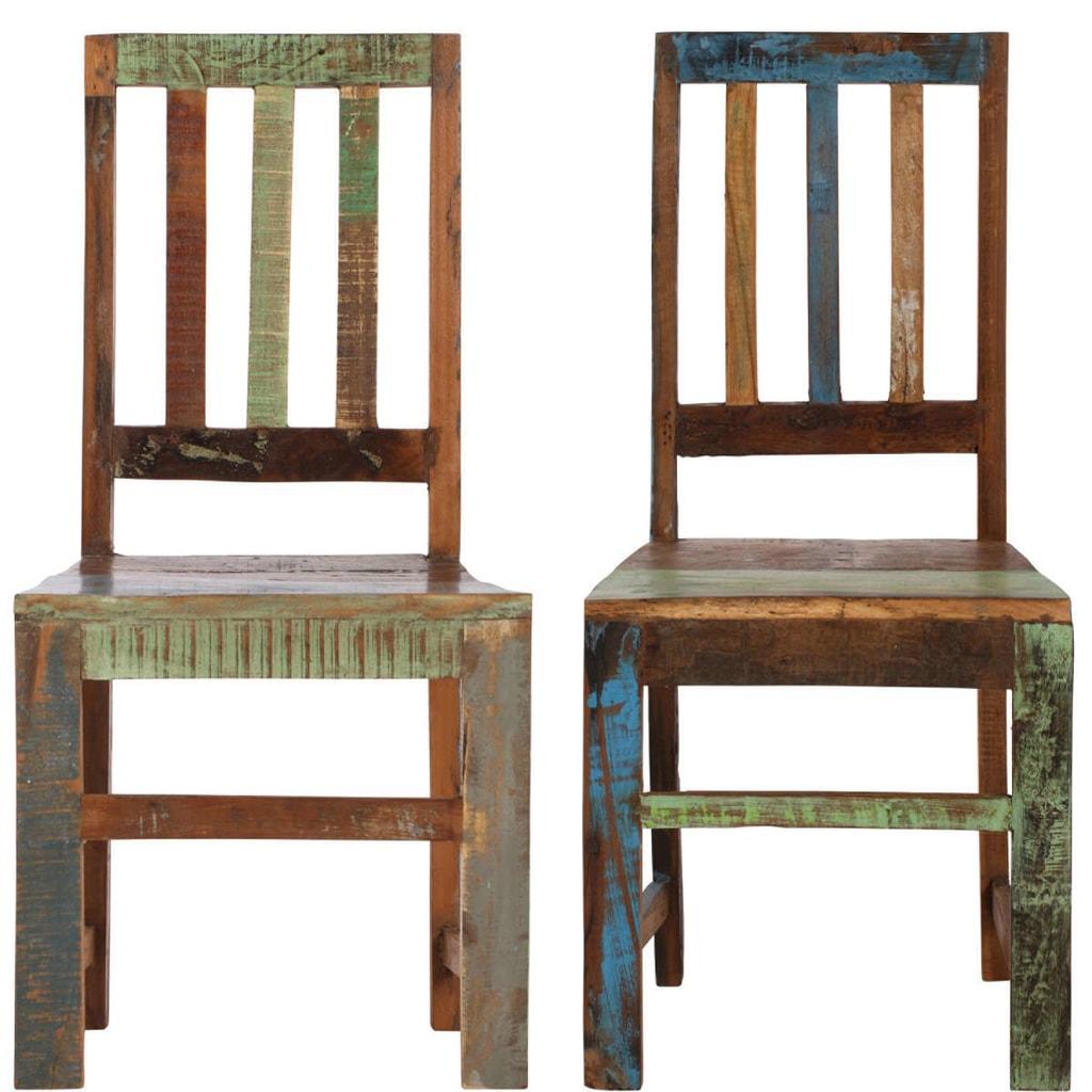 PARADISO Židle sada 2 ks
