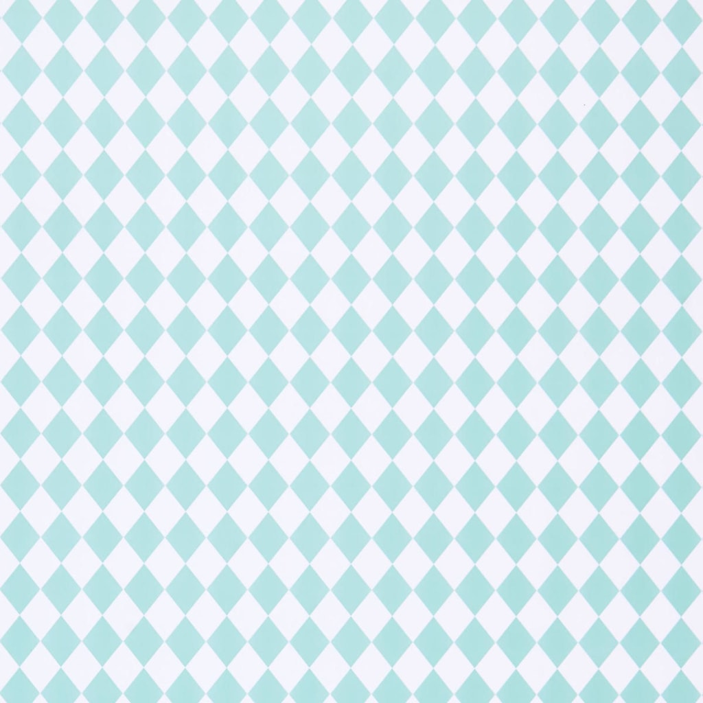 SUPRISE Balící papír - modrá/bílá