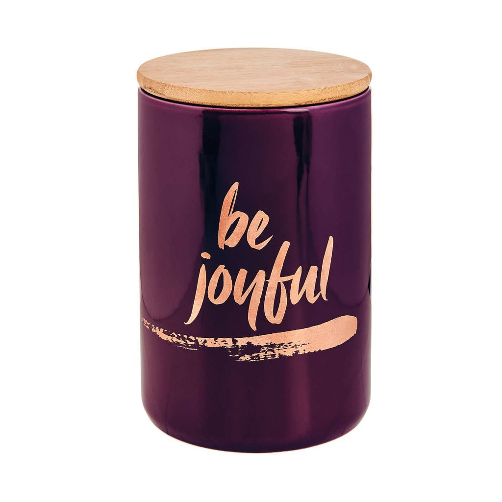 "QUEEN IT Dóza ""Be Joyful"" 1,1 l"