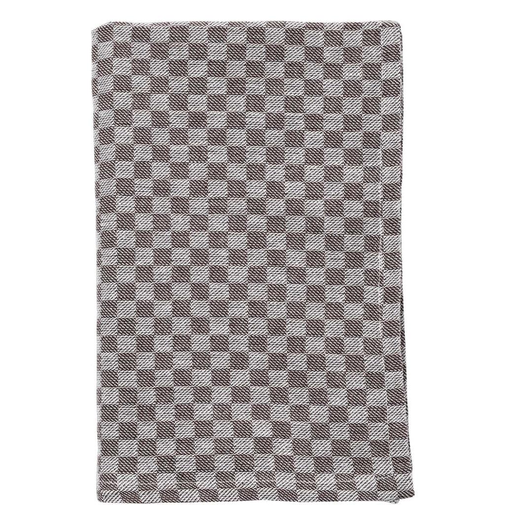 NICE DRY Ručník na ruce/utěrka 50x70 - černá