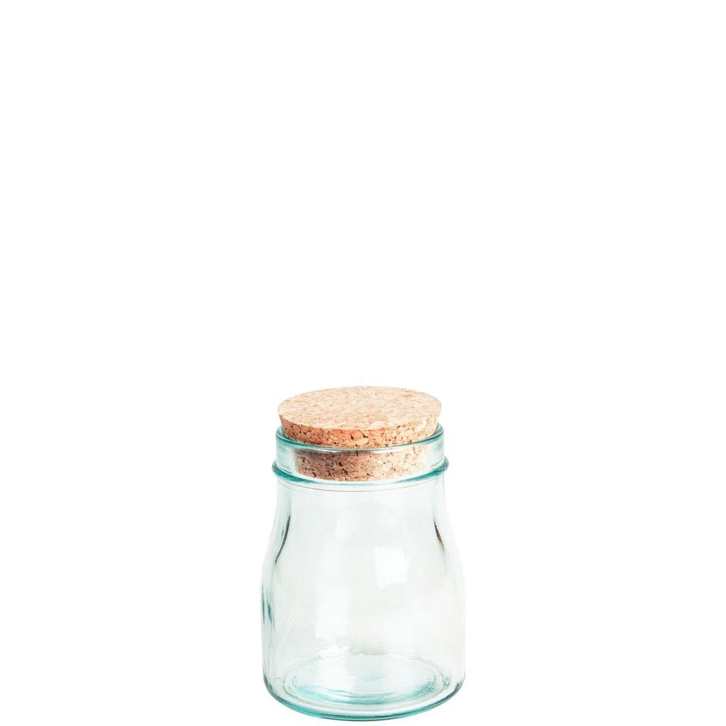 AUTHENTIC Skleněná dóza 250 ml