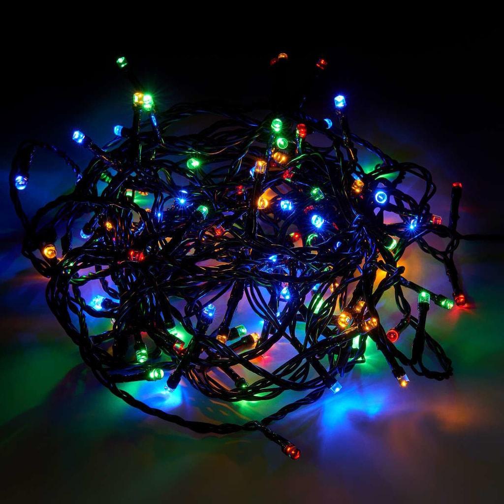 BRIGHT NIGHT LED Světelný řetěz 120 světel