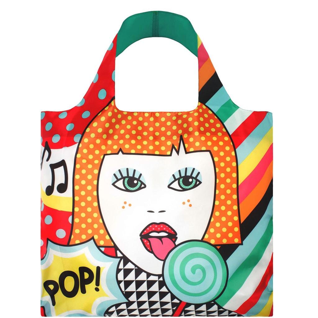 LOQI Nákupní taška lízátko