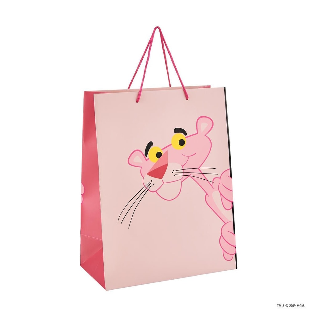 """PINK PANTHER Dárková taška """"Look"""" 13,5 cm"""