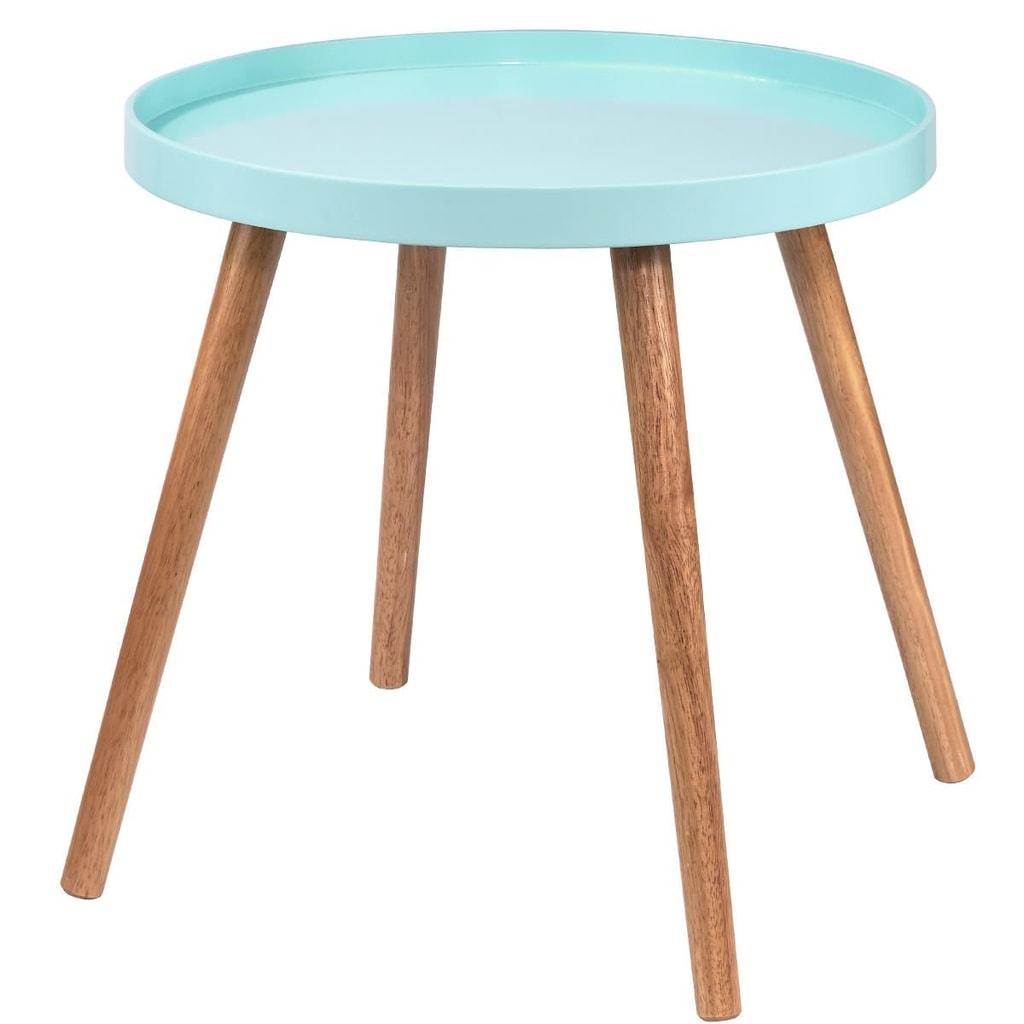 Fotografie SWING TIME Příruční stolek - modrá