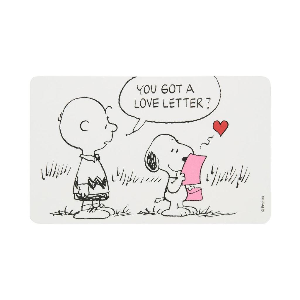 """PEANUTS Snídaňové prkénko """"Snoopy love"""""""