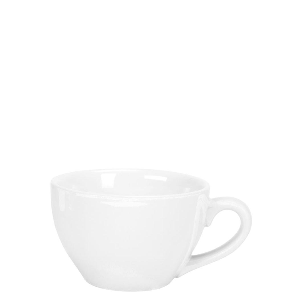 MIX IT! Šálek na kávu 280 ml - bílá