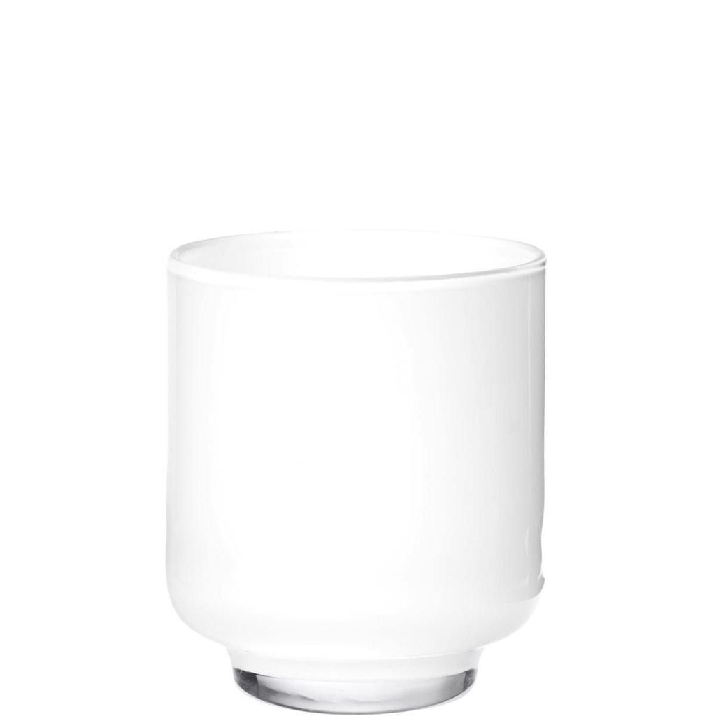 MOLOKI Svícen 8 cm - bílá