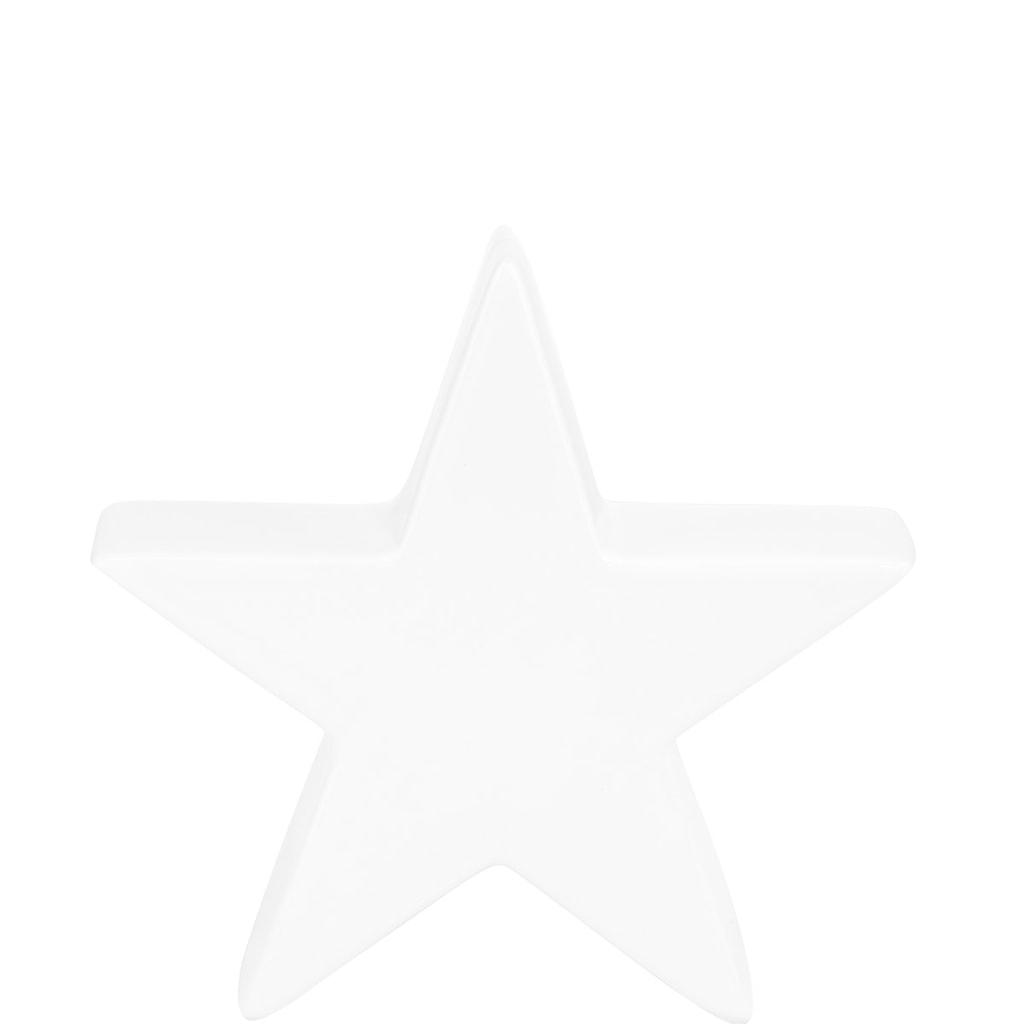 X-MAS Dekorační hvězda malá