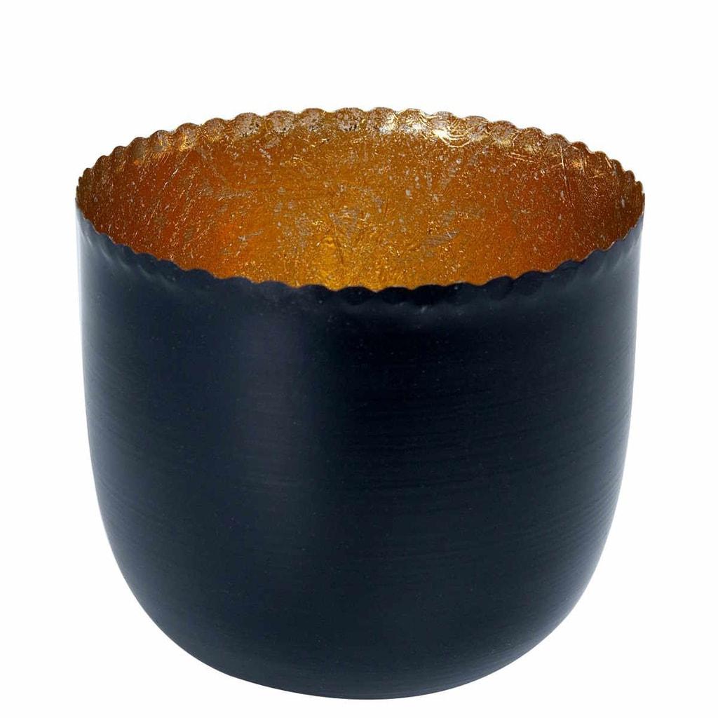 DELIGHT Svícen na čajové svíčky 10 cm
