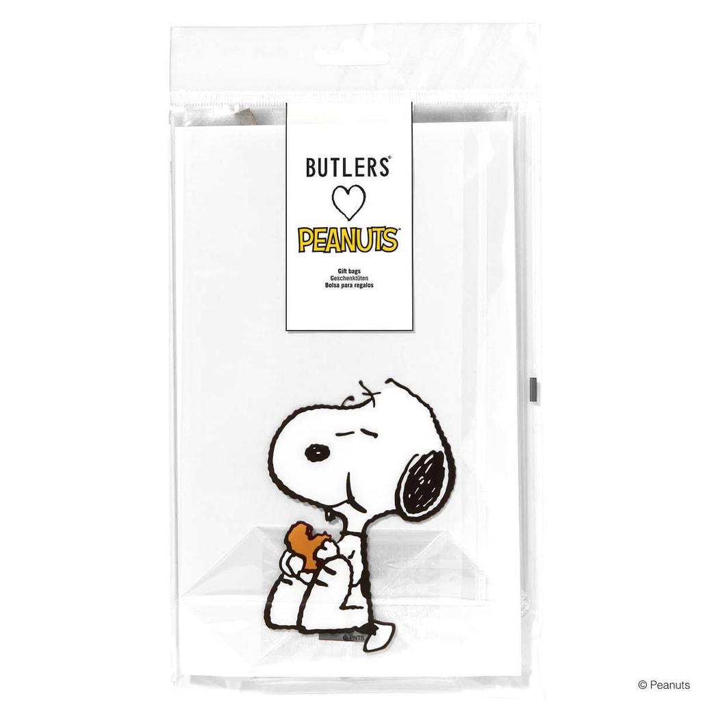 Fotografie PEANUTS Dárkové sáčky Snoopy 10 ks
